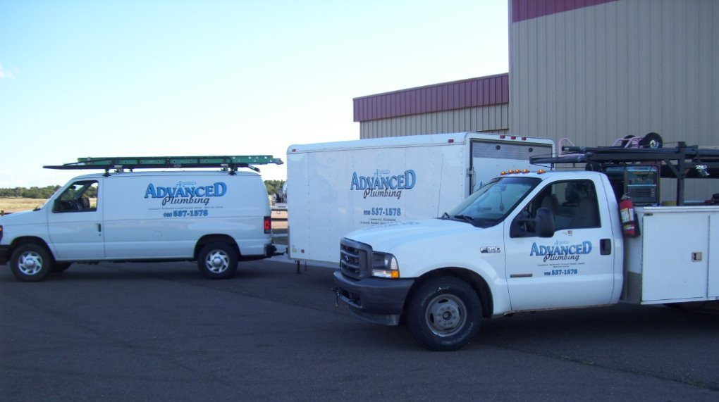 Plumbing services by professionals in Show Low AZ., and surrounding areas.