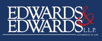 Edwards & Edwards LLP Logo, Greenville & New Bern NC