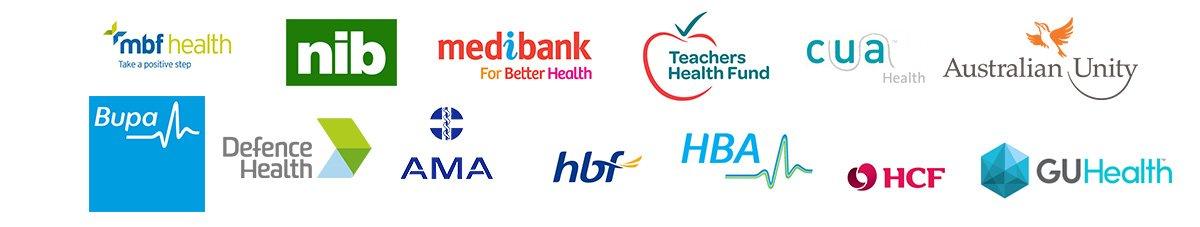 precision dental care health fund brands