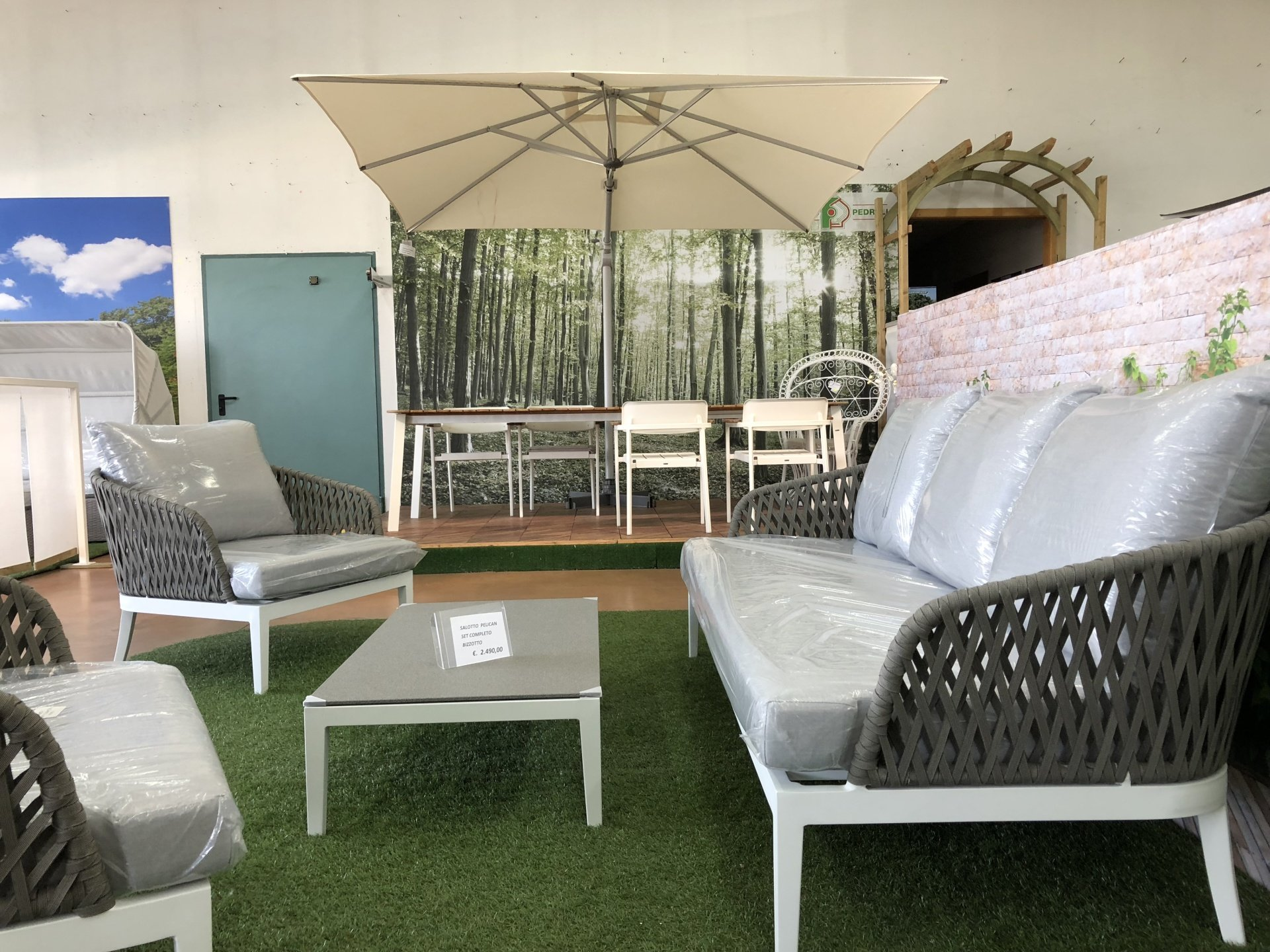 vendita mobili da esterno brescia bergamo emporio