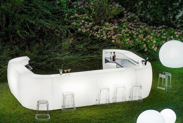 Pedrali - Bancone luminoso igloo