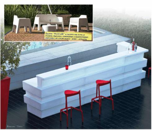 Vendita mobili da esterno brescia bergamo emporio for Arredo giardino brescia