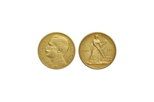 50 Lire 1912