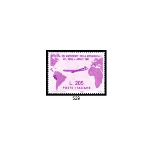 francobollo gronchi rosa 1961