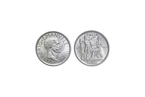 20 Lire 1927