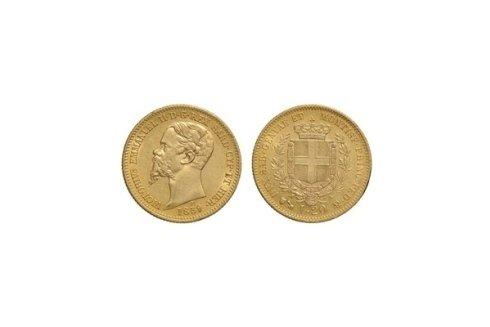 20 Lire 1859 G