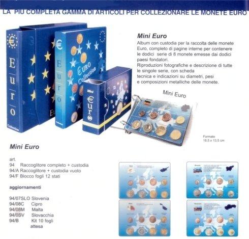 kit collezione euro
