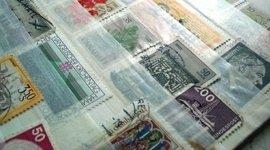 raccoglitore collezione francobolli