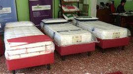 negozio di materassi