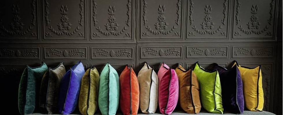 Complementi tessili roma flamar for Tessuti arredamento inglesi
