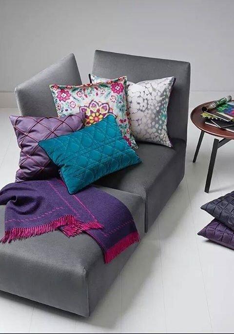 Tessuto per cuscini