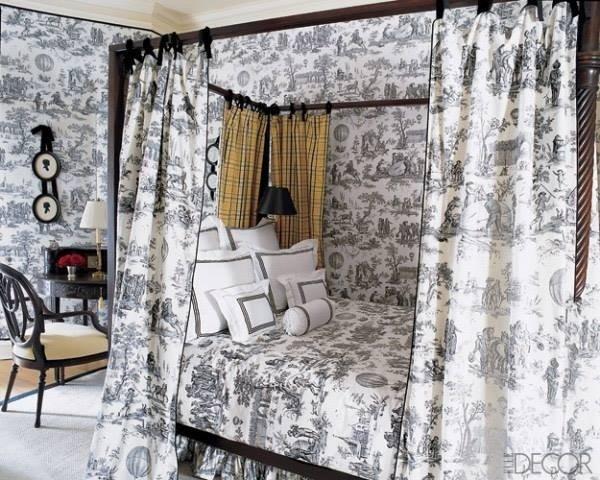 Tessuto per letto