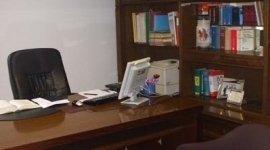 Interno dello studio di consulenze