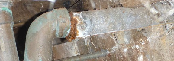 south west house inspections pipe