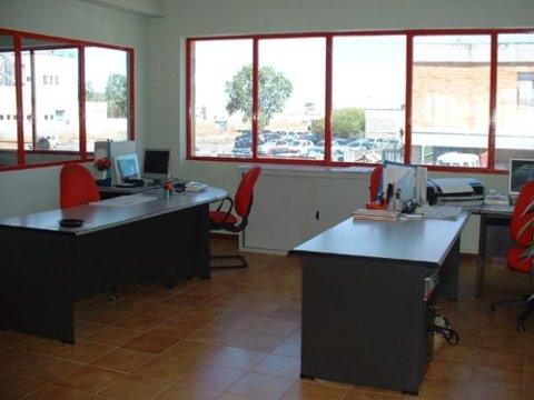 Gli uffici della nostra sede