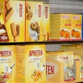 alimenti speciali, alimenti specifici,, alimenti per celiaci, alimenti senza glutine, aproten, Trevignano Romano, Roma