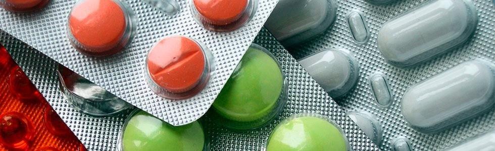 Medicine da banco e con ricetta