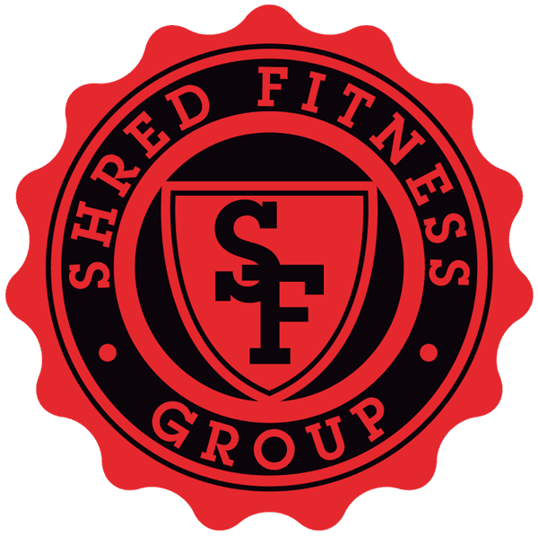 Shred Fitness Logo