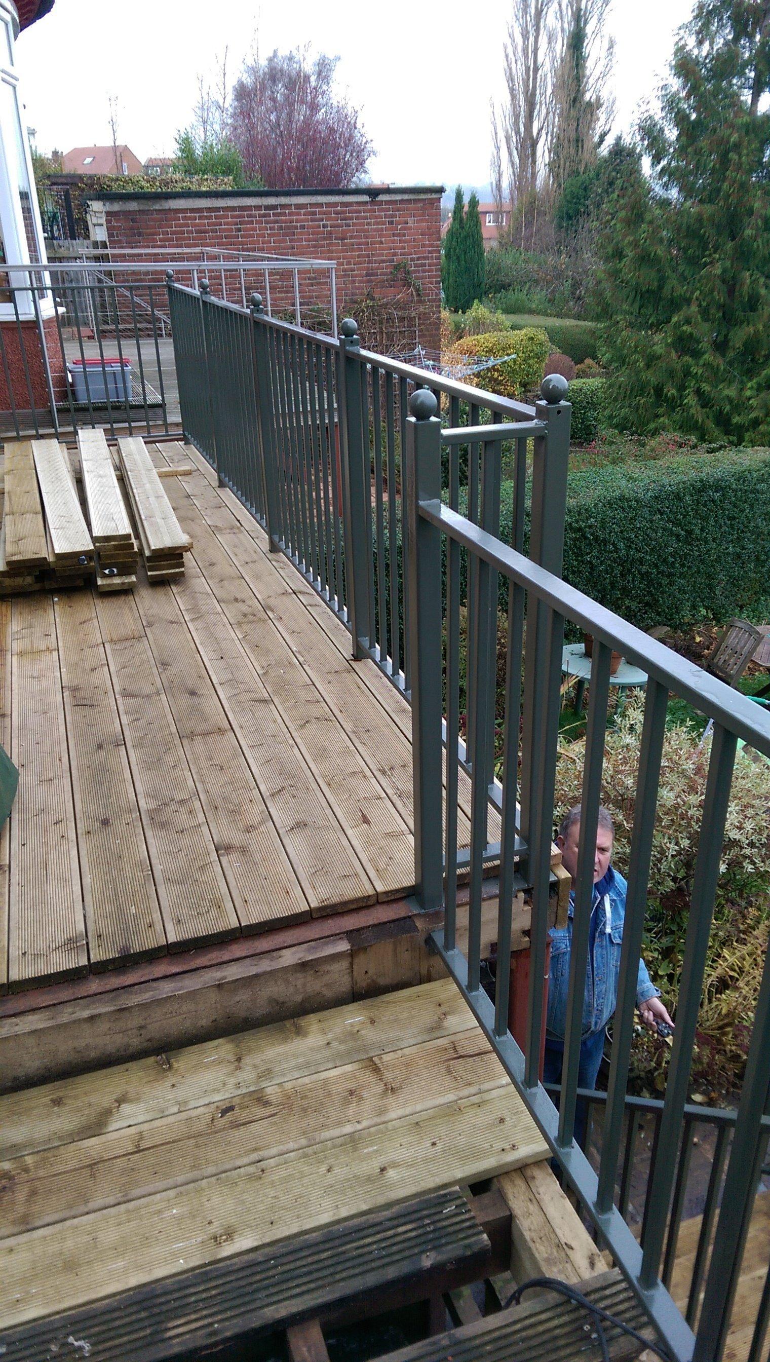 garden railing