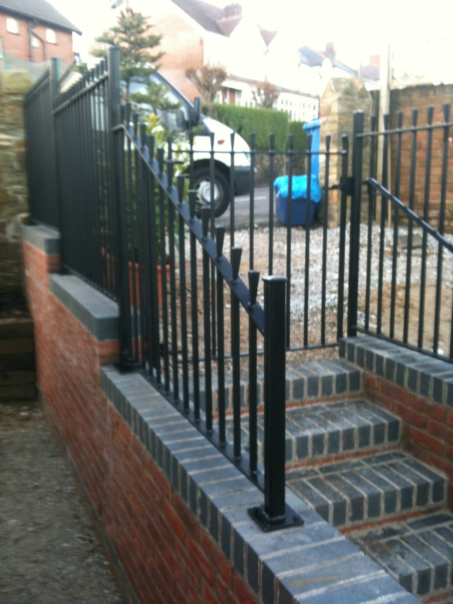 designer railing