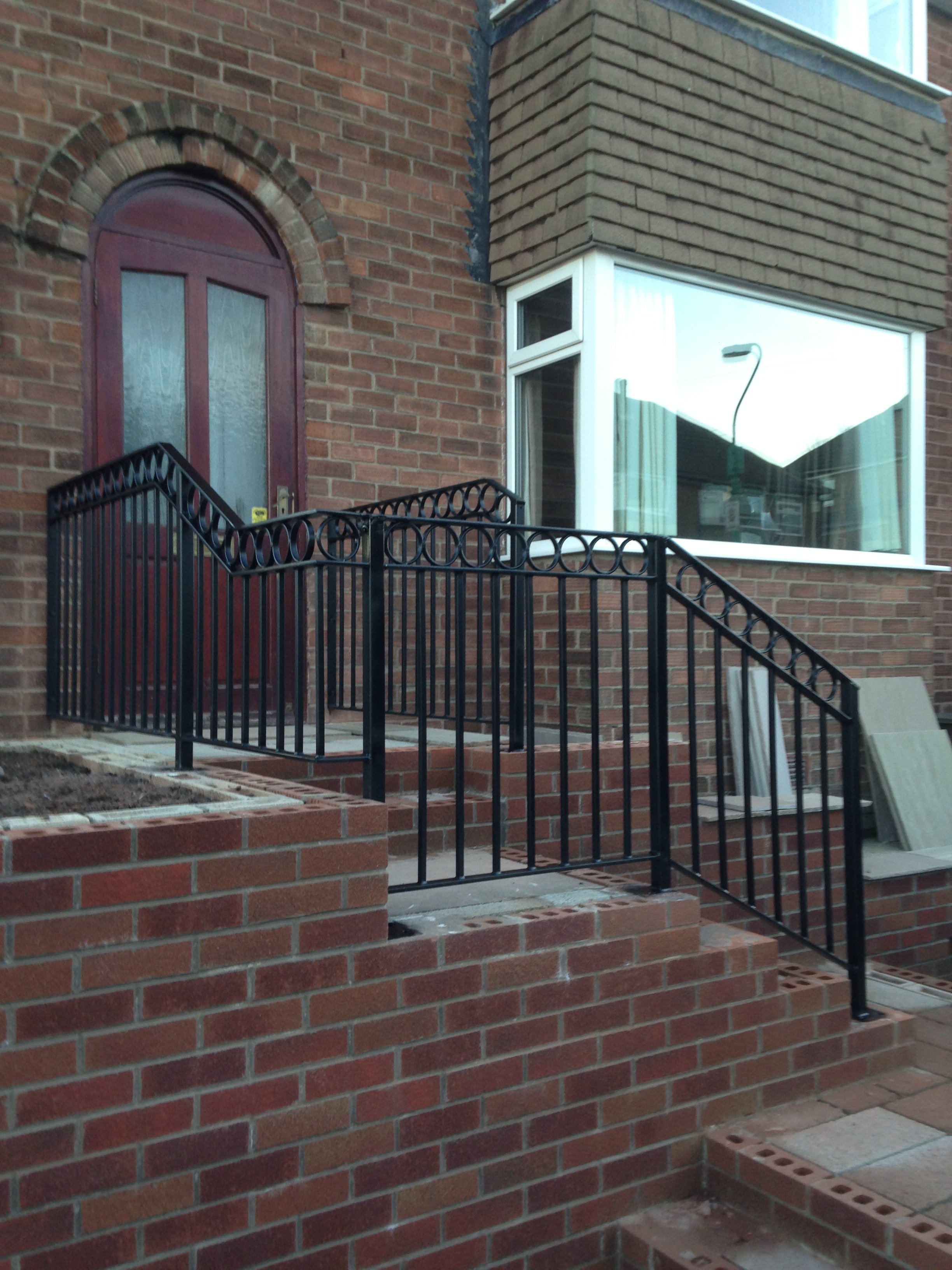 railing for stairs