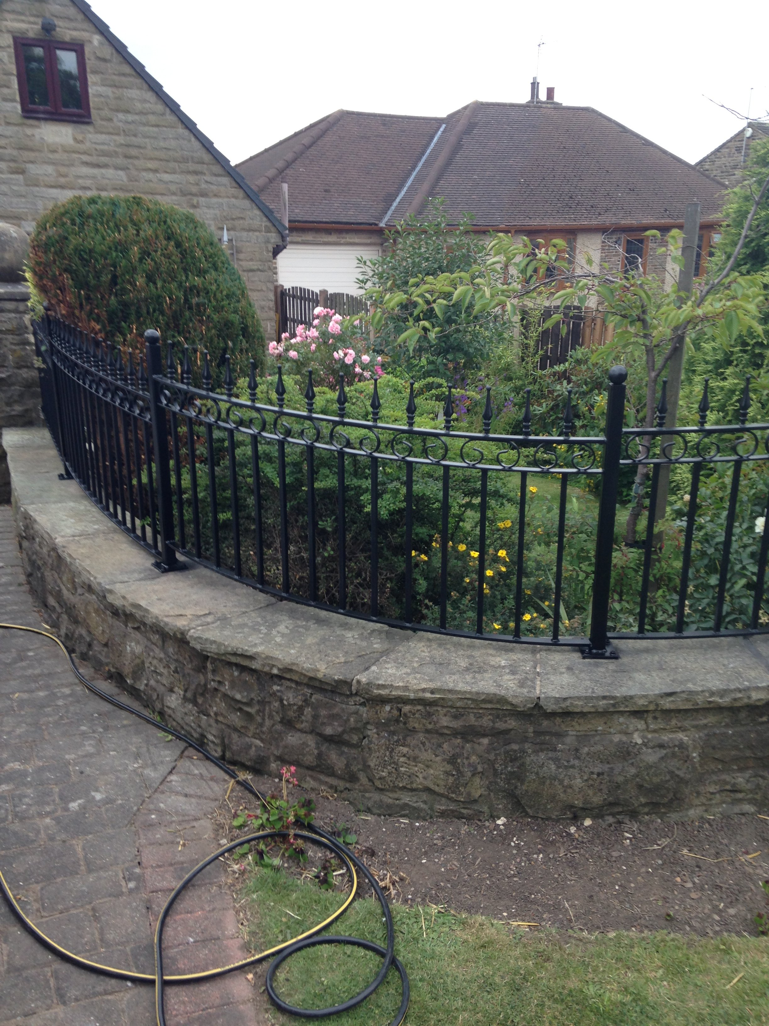 railing for domestic properties
