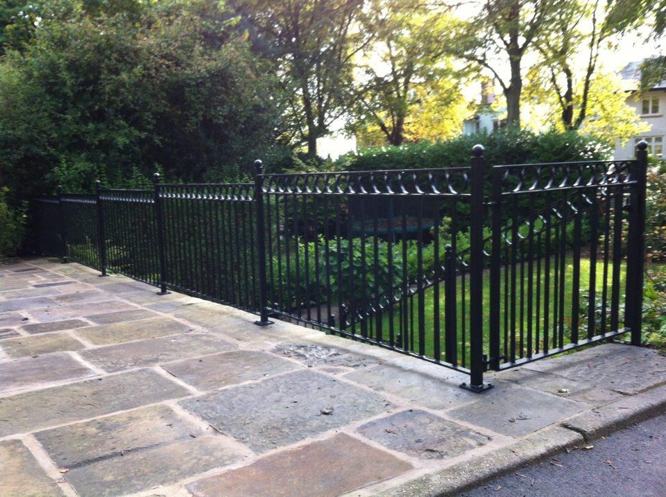 railing installing