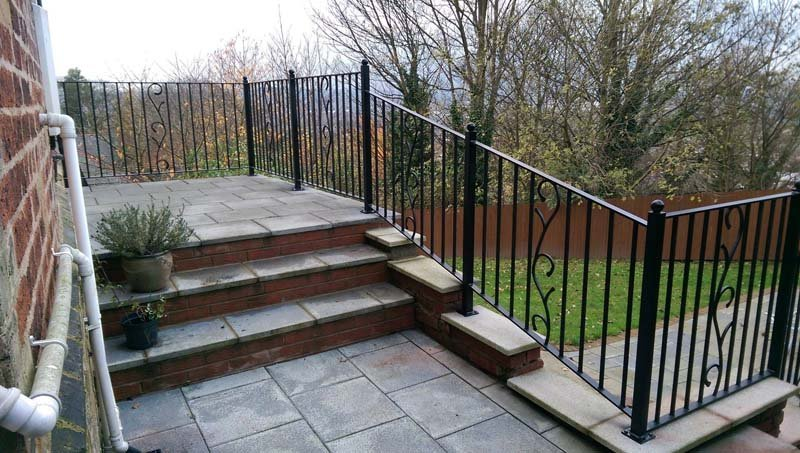 railing suppliers