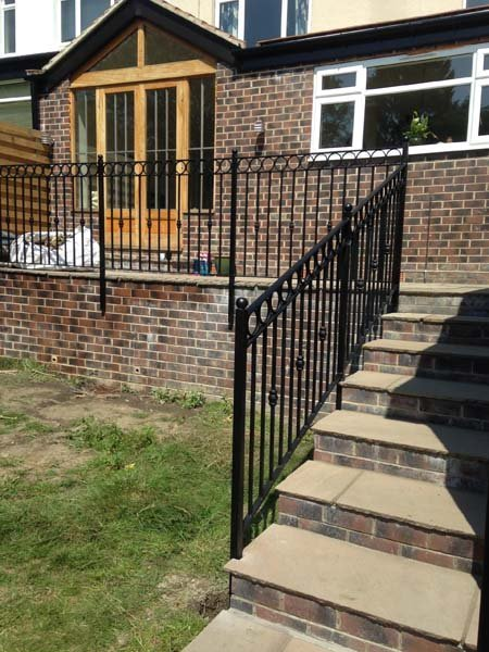 railing for homes
