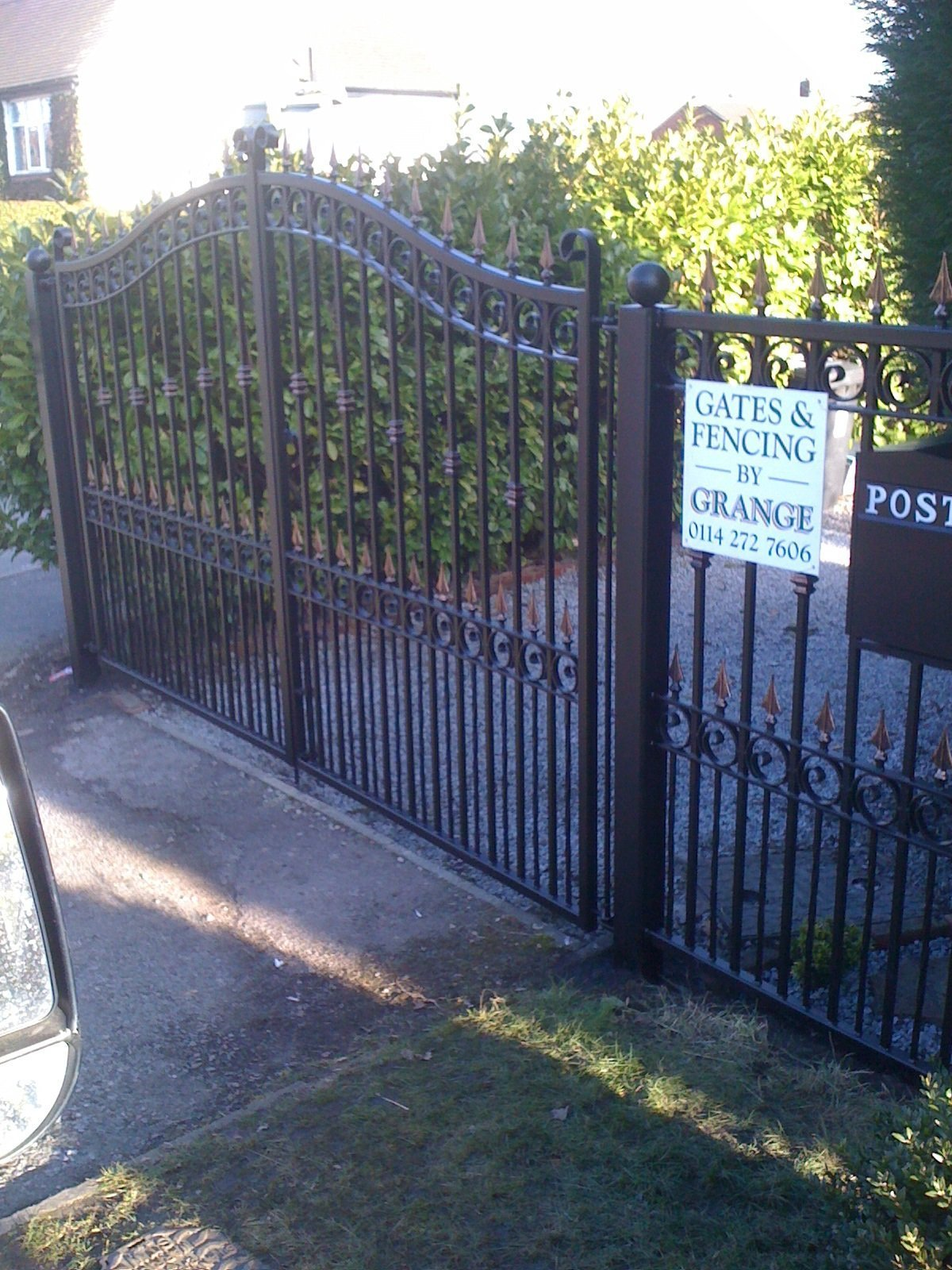gate for homes