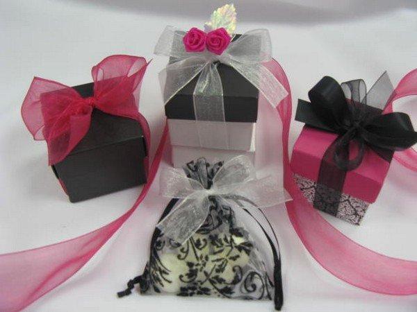 WeddingParty Favors Capital Confections