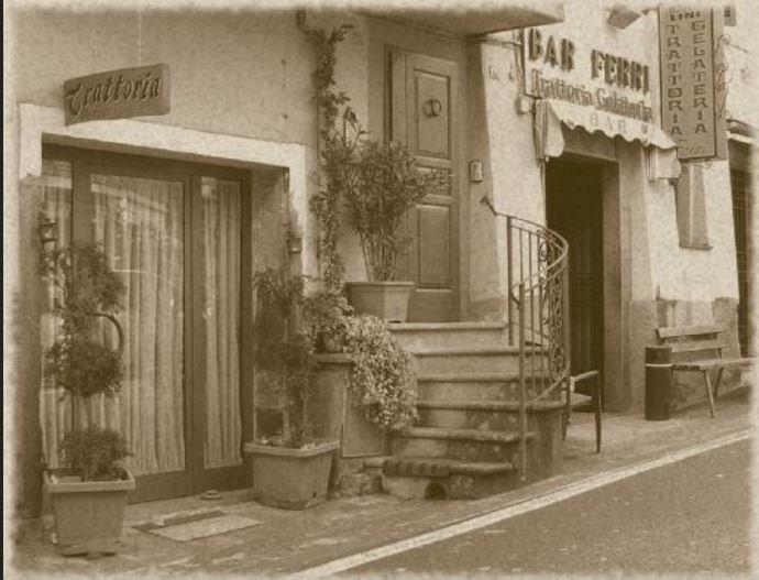 Trattoria Ferri, Trattoria tipica Canepina, fieno di canepina, Viterbo