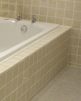 Bathroom tiles - Paignton, Devon - Kevin Andrews & Son - Bathroom tiles