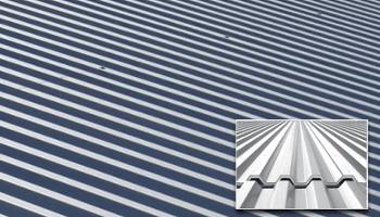 alluminio ondulato