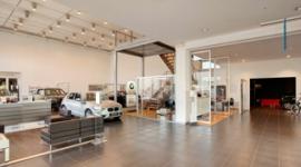 esposizione permanente auto BMW, vendita autovetture BMW, concessionaria autorizzata BMW