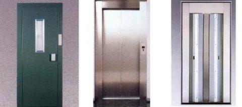 porte ascensori