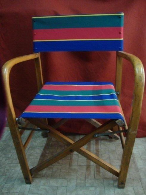 Rivestimento sedia pieghevole