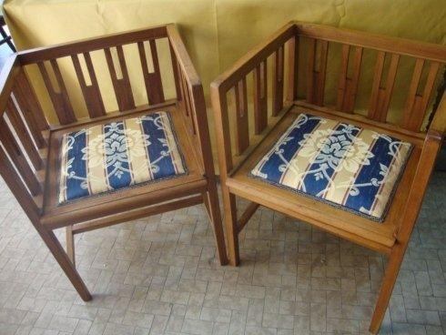 Rivestimento poltrone e sedie 3