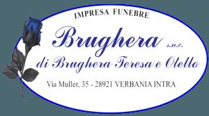 logo Impresa funebre Brughera