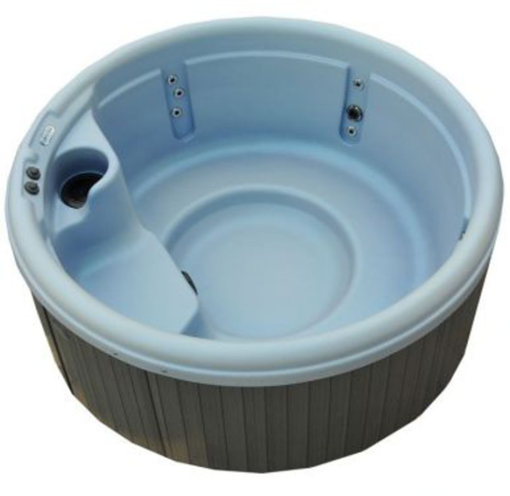 cm with home hot big cover plastic tub wooden trim