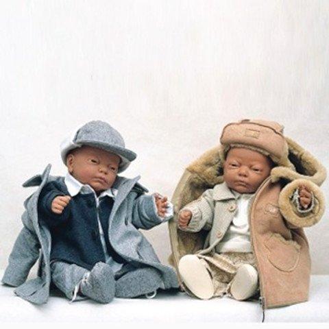 manichini neonati