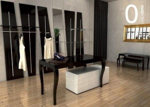 Mensole e scaffali per negozi palermo nuovo centro vetrine for Arredamento negozi palermo