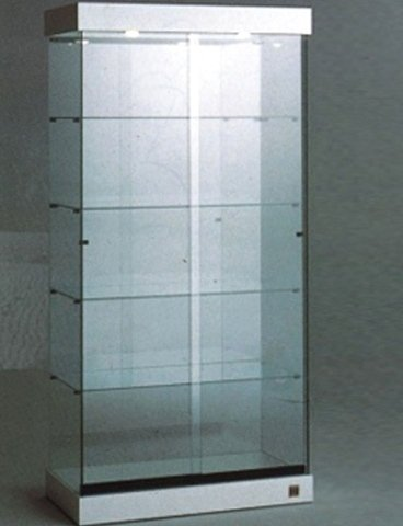 espositore vetro