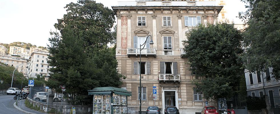 comunità alloggio Il Sorriso di Genova