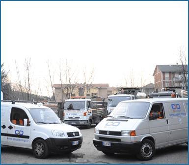 furgoni veicoli aziendali