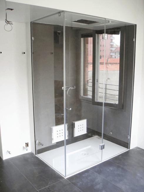 porte per box doccia su misura