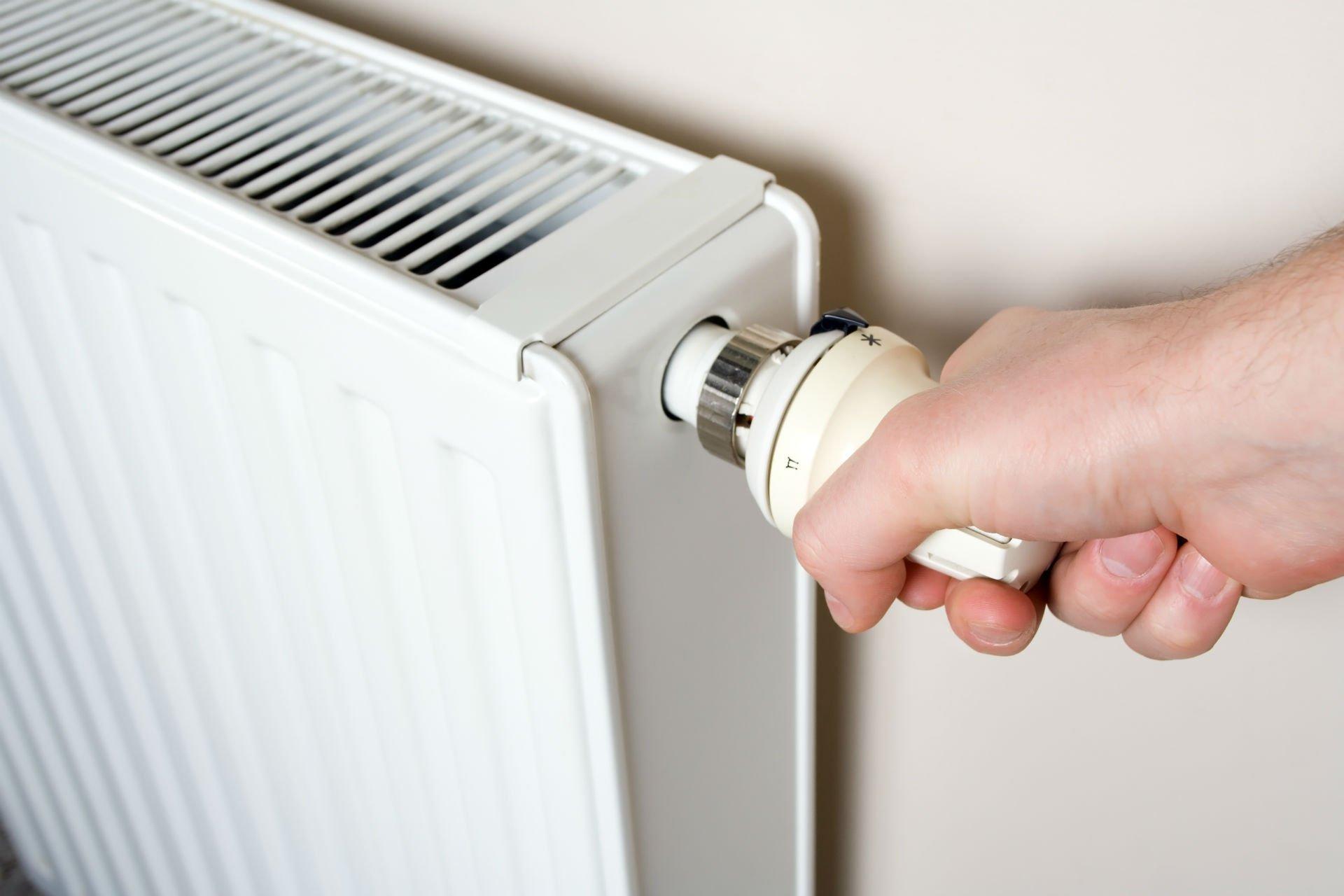valvola termosifone regola temperatura