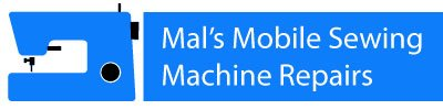 mals mobile sewing machine repairs logo
