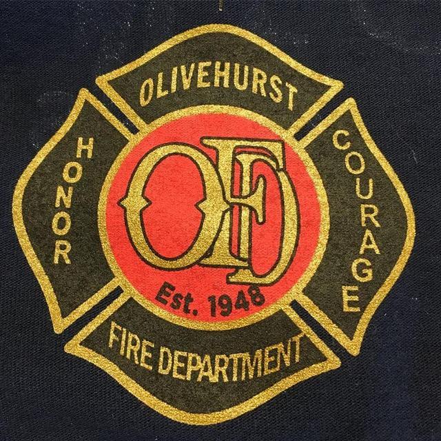 fire station logo screen printing