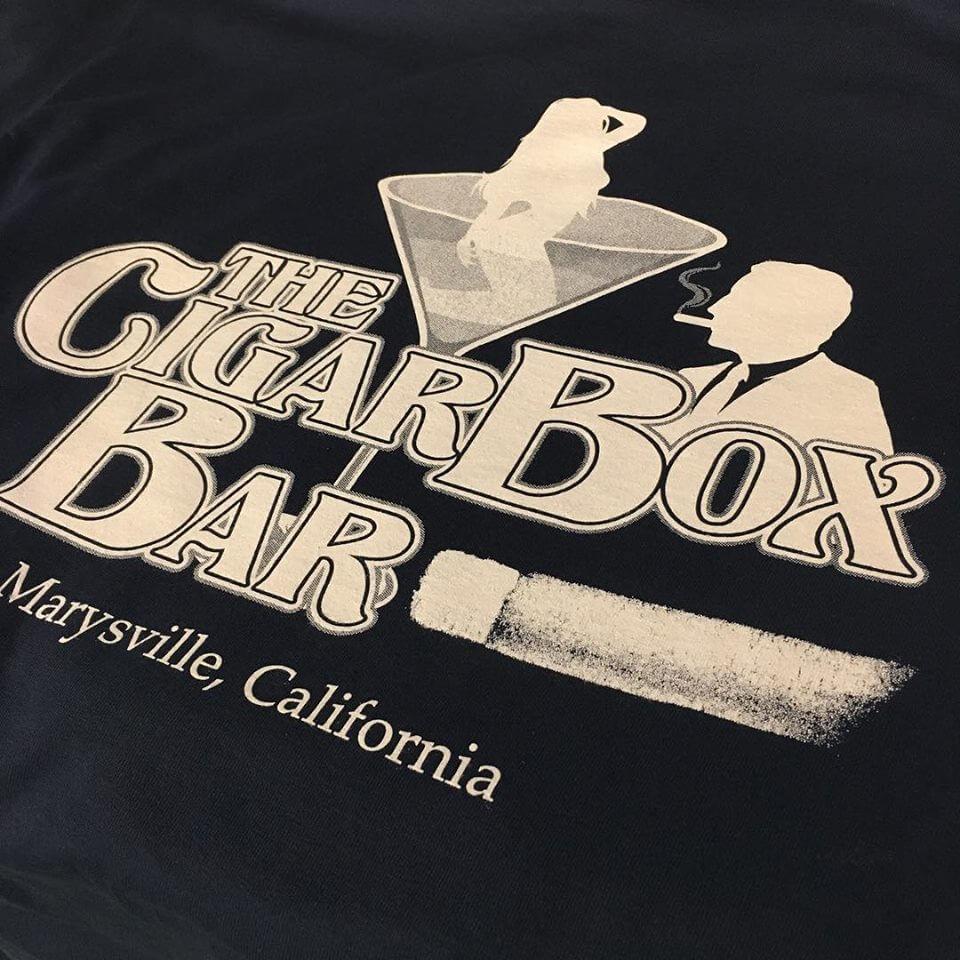 bar service screen printing shirts
